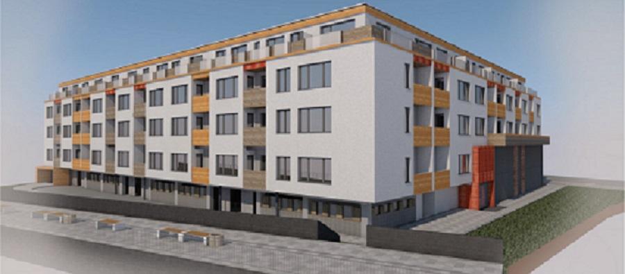 Ansamblu de locuinte cu 2 si 3 camere in zona Plopilor, Cluj-Napoca