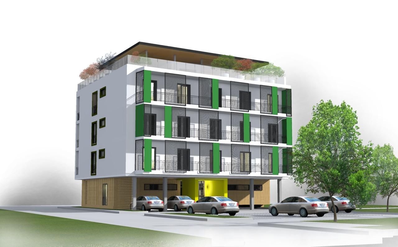 Constructie mixta in zona Borhanci