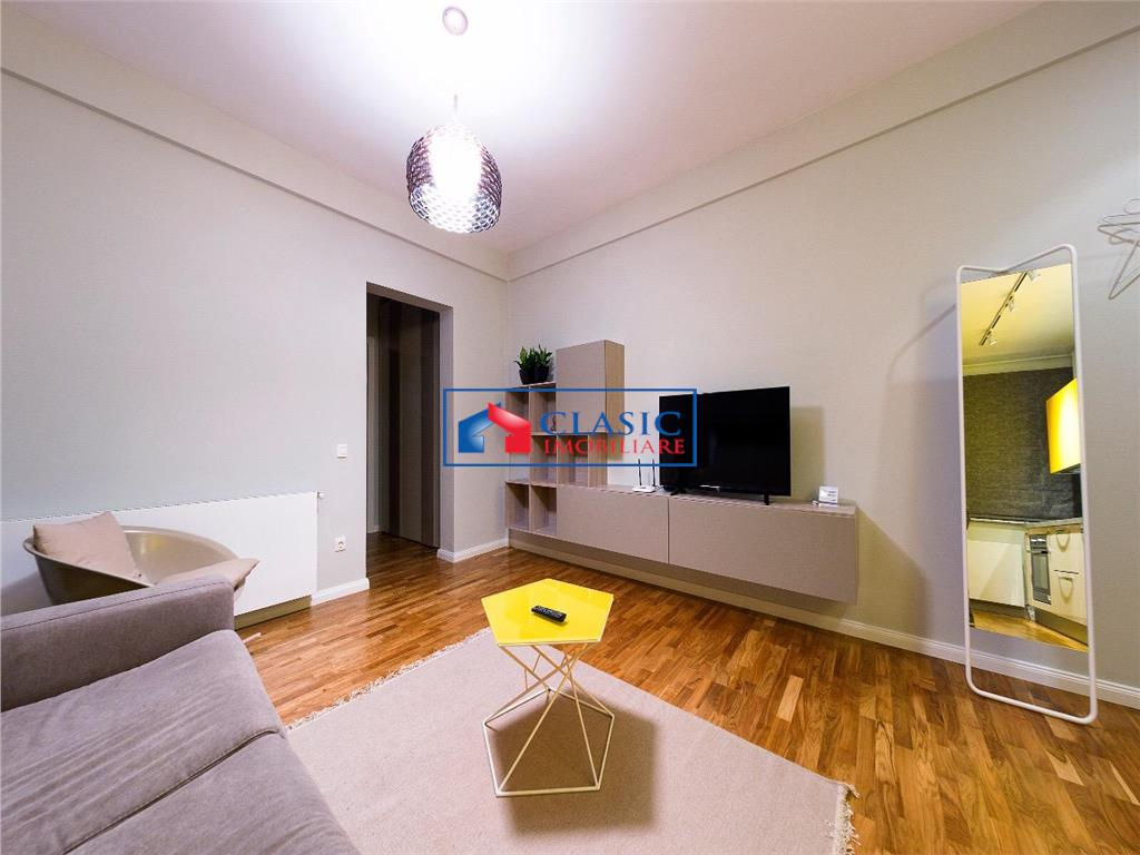 Vanzare apartament 2 camere de LUX cu terasa de 60 mp in Buna Ziua