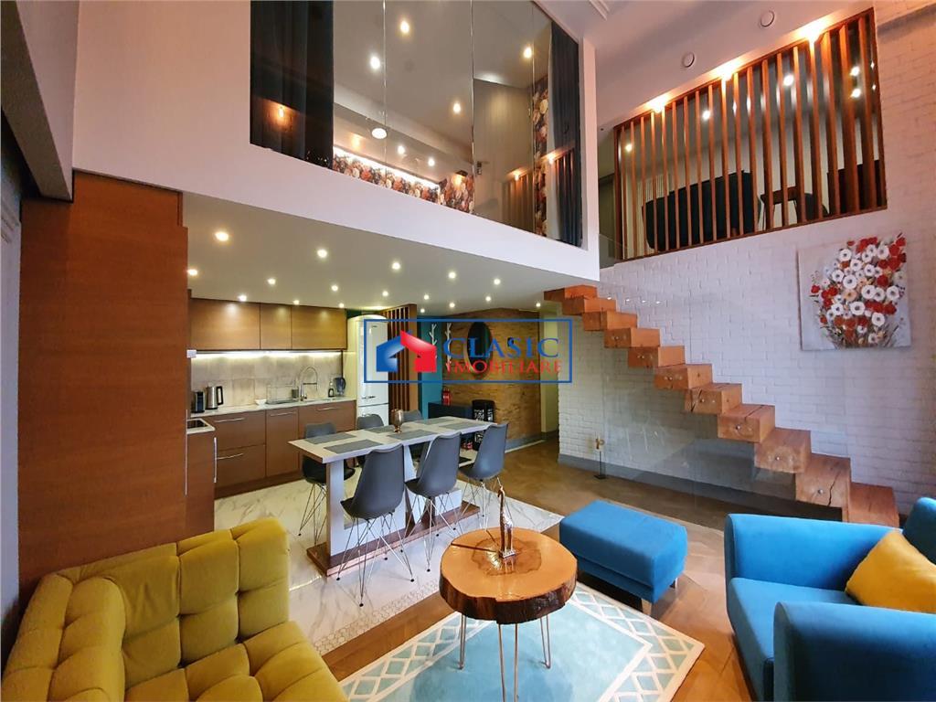 Inchiriere apartament 3 camere de LUX in Centru- Pta Mihai Viteazul