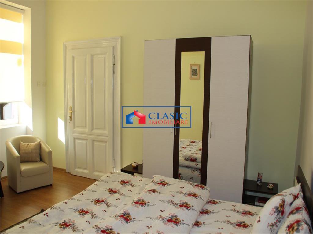 Vanzare apartament 2 camere de LUX, zona Horea Centru, Cluj Napoca