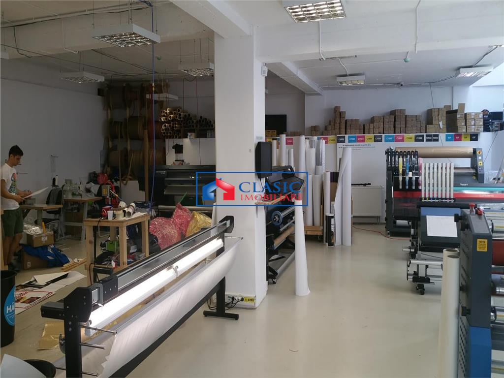 Vanzare spatiu comercial 284 mp zona Centrala, Strada Universitatii