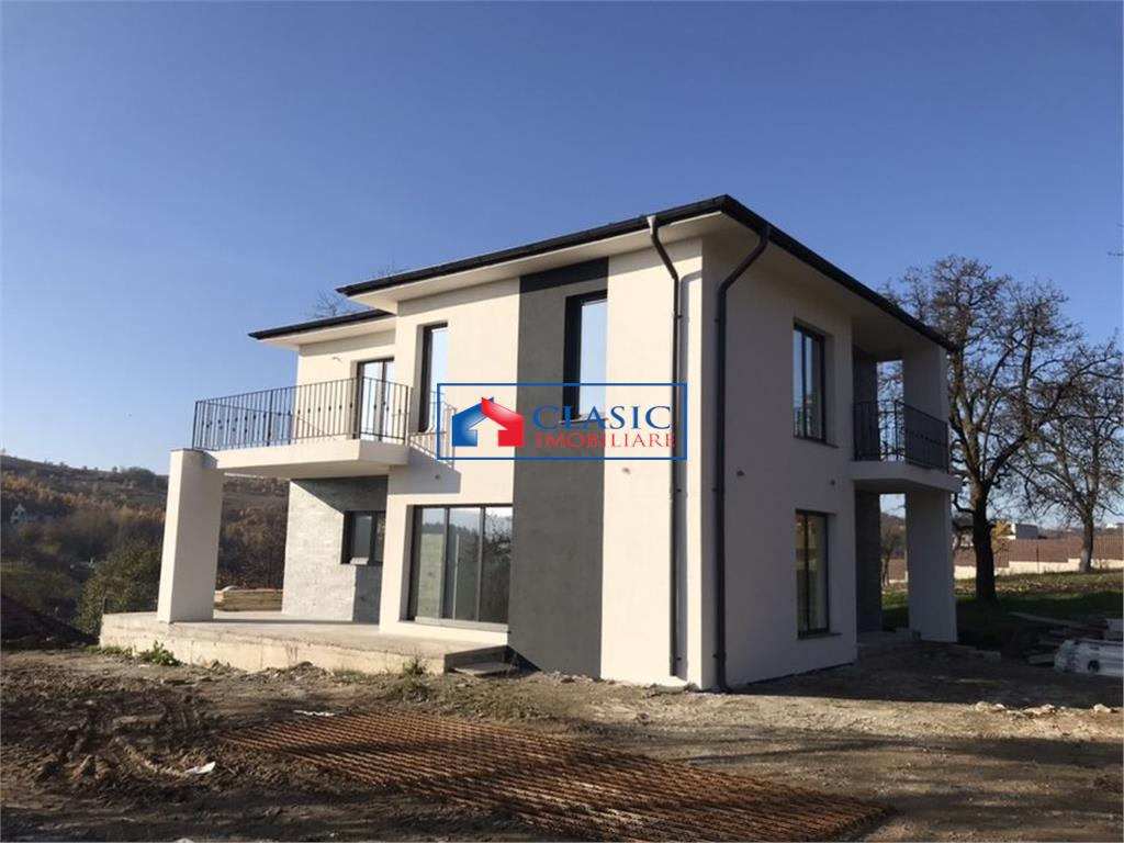 Vanzare casa individuala 700 mp teren in Feleacu Cluj Napoca