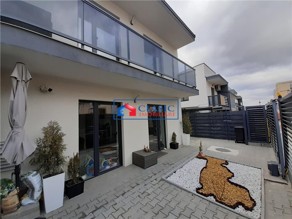 Vanzare casa tip duplex finisaje de LUX, Calea Turzii - Europa, Cluj-Napoca