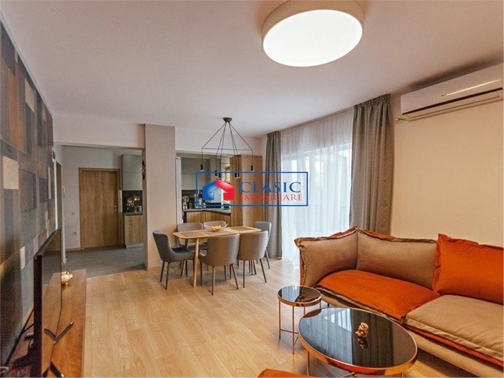 Vanzare Penthouse 2 camere de LUX Platinia Calea Manastur, Cluj-Napoca