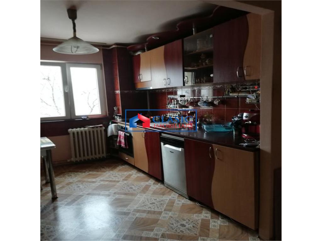 Vanzare apartament 3 camere zona Interservisan Gheorgheni, Cluj-Napoca