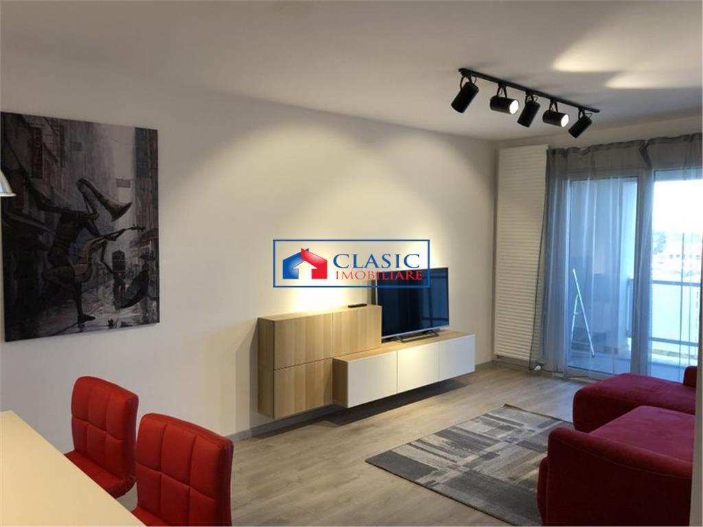 Vanzare apartament 2 camere de LUX in Centru- Platinia Mall, Cluj-Napoca