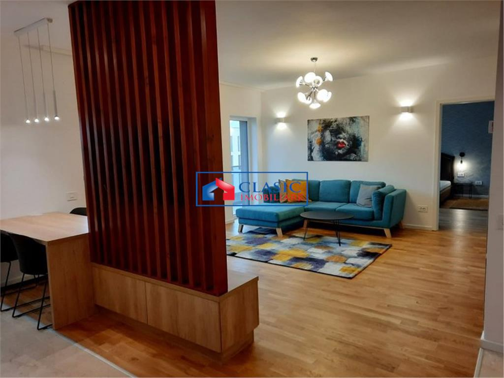 Inchiriere apartament NOU 3 camere de LUX in Buna Ziua- zona Lidl, Cluj Napoca