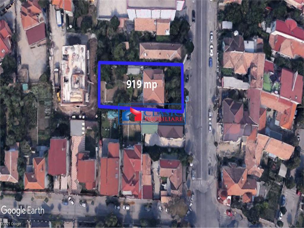 Vanzare teren zona Gheorgheni/Andrei Muresanu zona UTR RrM1