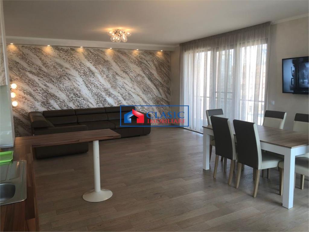 Inchiriere apartament 4 camere de LUX zona Gheorgheni - Riviera Luxury, Cluj Napoca