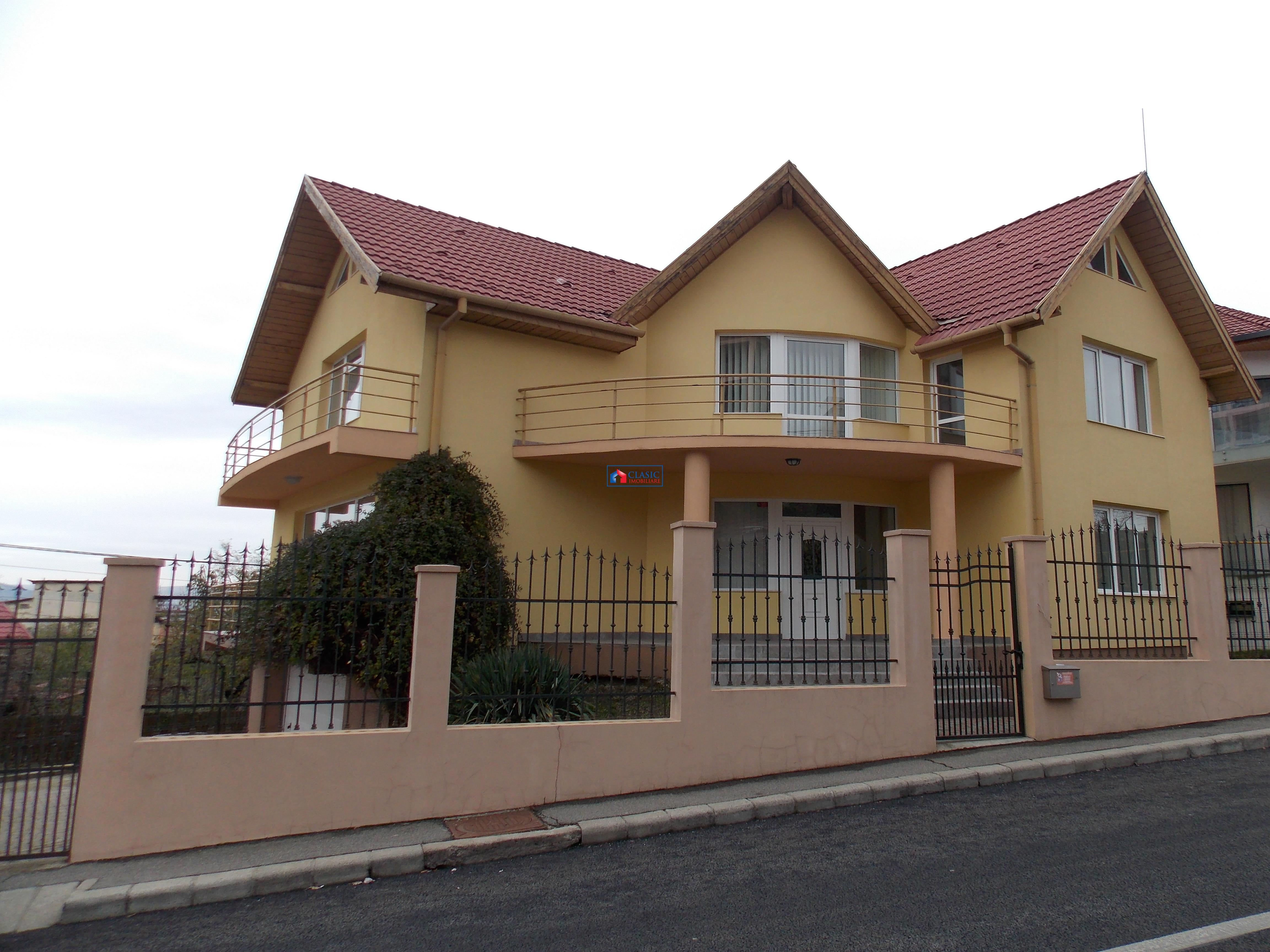 Vanzare casa individuala zona A.Muresanu, Cluj-Napoca