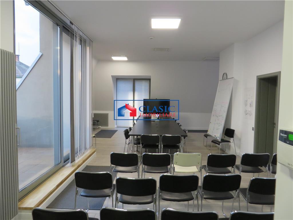 Inchiriere cladire de birouri 1000 mp utilizabili, zona Ultracentrala, Cluj-Napoca