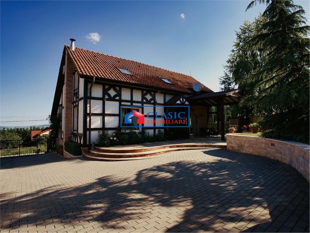 Vanzare casa individuala zona exclusiv de case, Faget, Cluj-Napoca