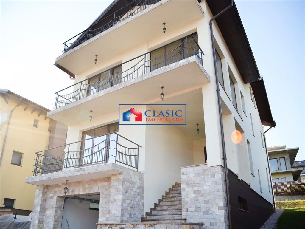 Vanzare casa individuala cu 3 apartamente, mobilata si utilata complet, zona Iris, Bdul Muncii, Cluj-Napoca!