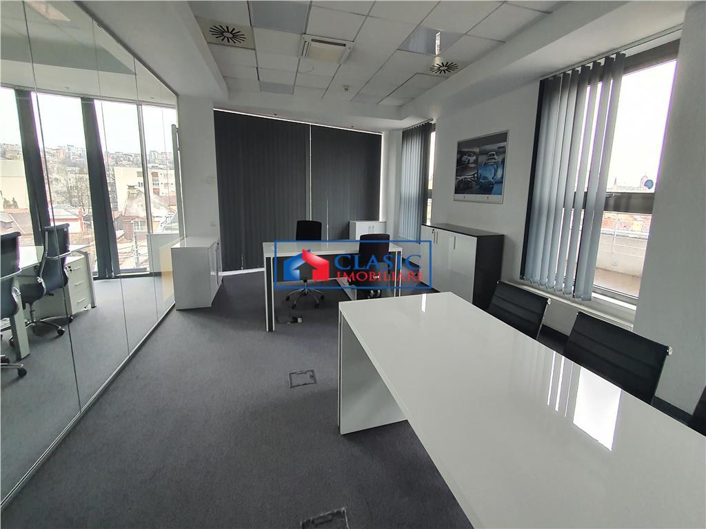 Inchiriere spatiu in cladire de birouri Clasa A, 700 mp, zona Centrala, Cluj-Napoca