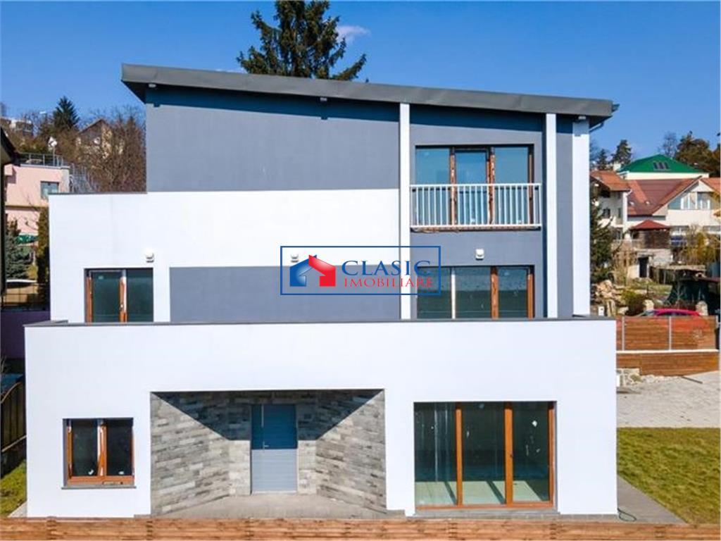 Vanzare apartament 4 camere in vila zona exclusivista Centru, Cluj-Napoca