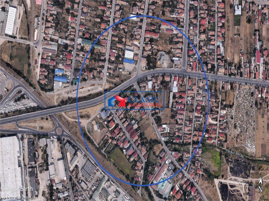 Vanzare teren 377 mp zona pod Ira Marasti, Rrm2, Marasti, Cluj-Napoca