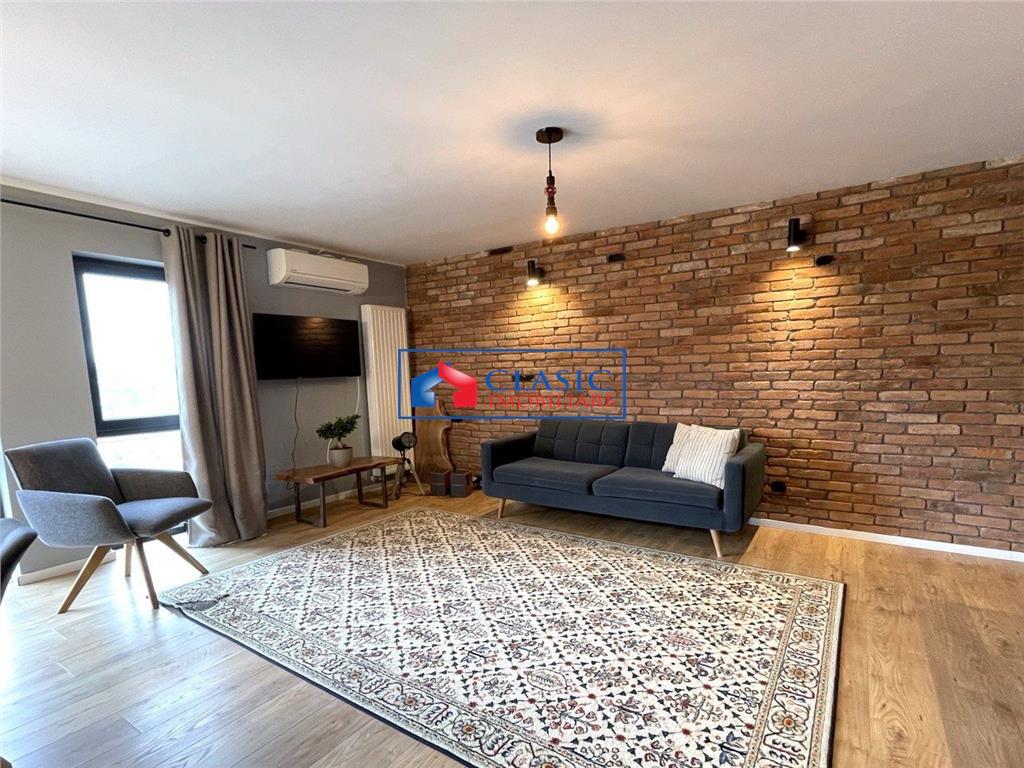 Vanzare apartament 3 camere de LUX Borhanci, Cluj-Napoca