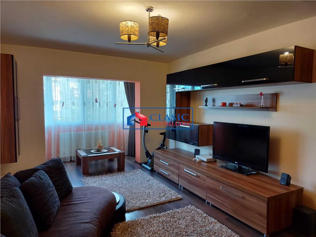 Inchiriere apartament 3 camere decomandate modern in Plopilor, Cluj Napoca