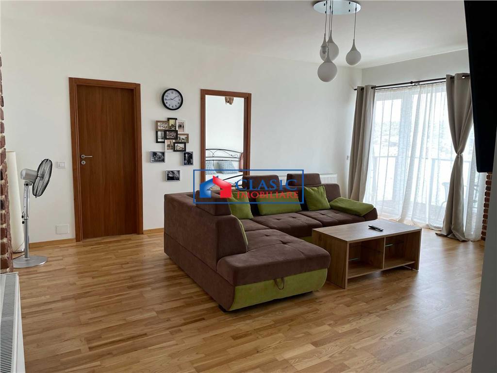 Inchriere apartament 2 camere de LUX zona Centrala- Piata Mihai Viteazu, Cluj Napoca
