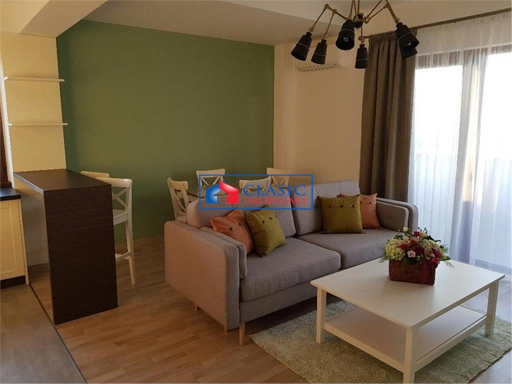 Inchiriere apartament 2 camere de LUX zona Zorilor- E. Ionesco, Cluj Napoca