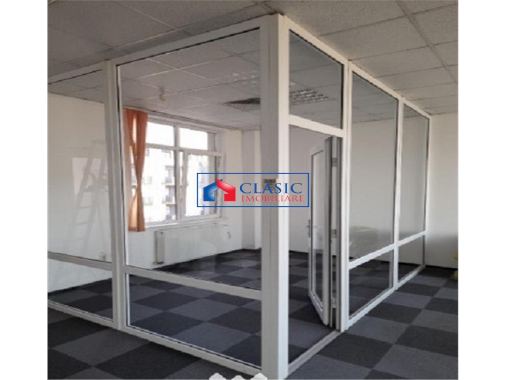 Inchiriere spatiu cu suprafata de 97 mp in cladire de birouri, Marasti- strada Bucuresti, Cluj Napoca