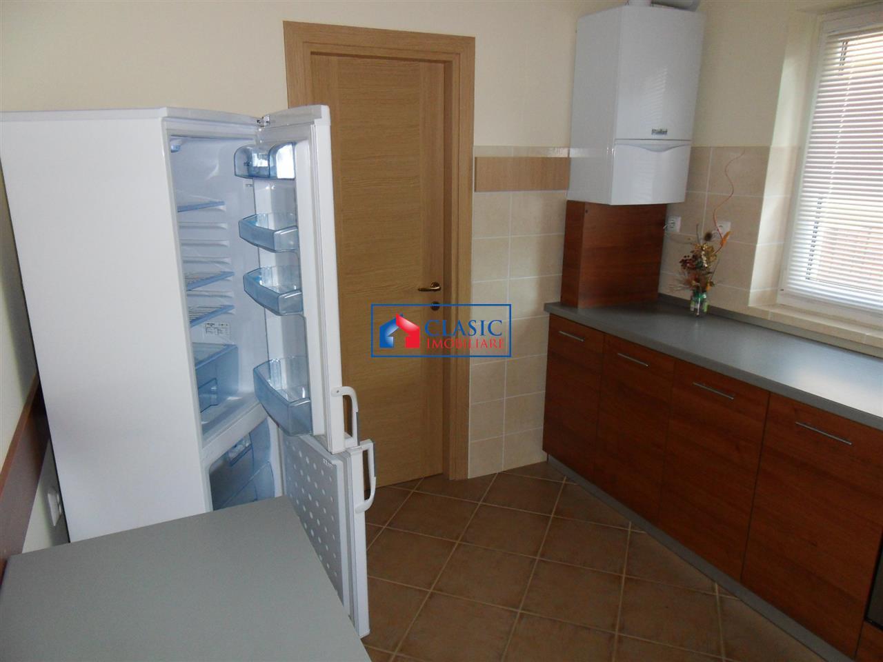 Inchiriere parte duplex 4 camere mobilata si utilta Europa Cluj Napoca