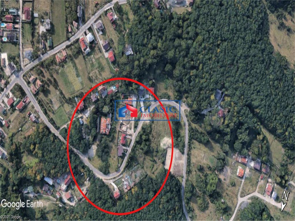 Vanzare 1036 mp teren in zona Faget, Cluj Napoca