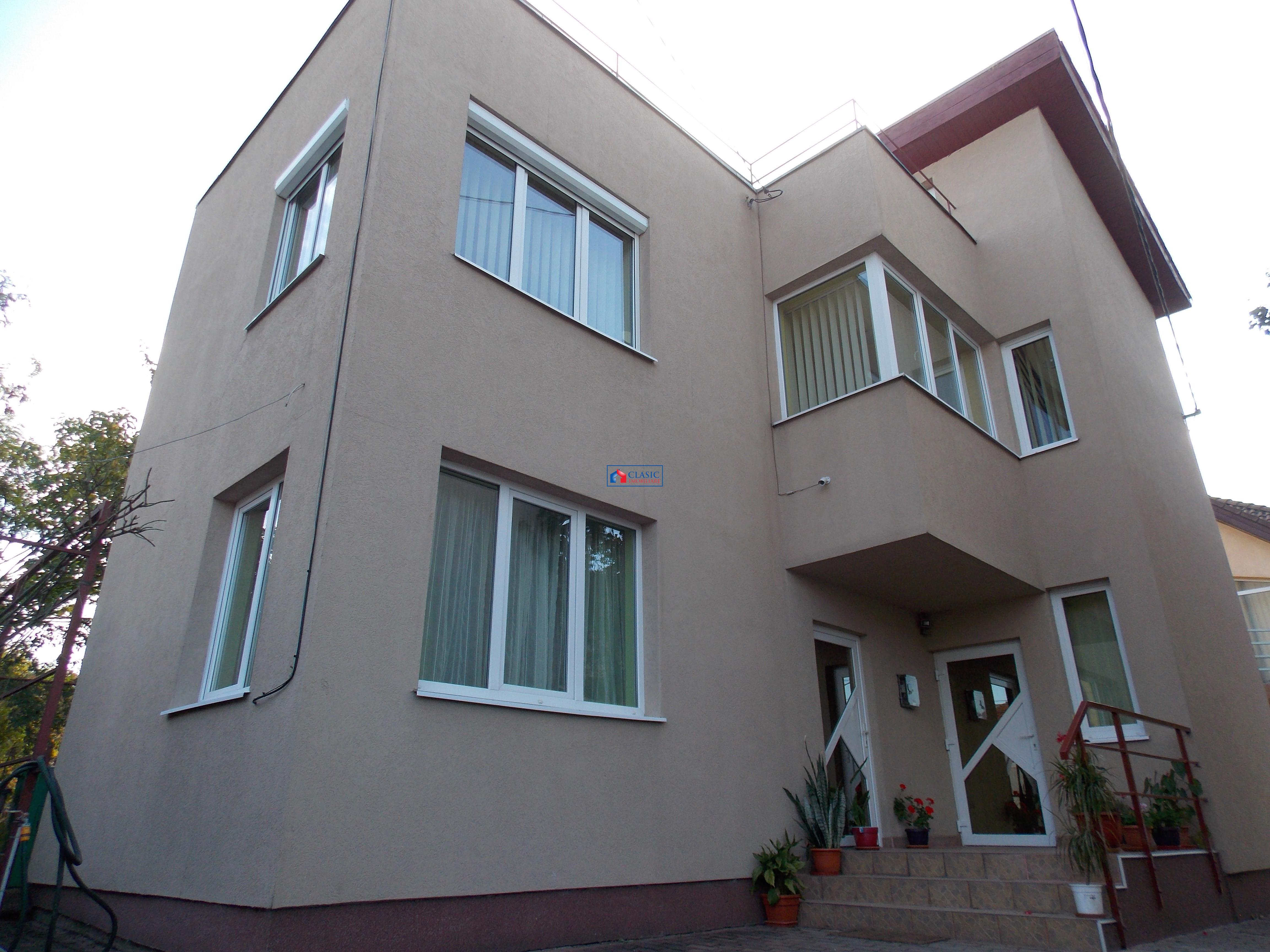 Inchiriere casa 3 camere, zona Scoala Internationala, Gheorgheni