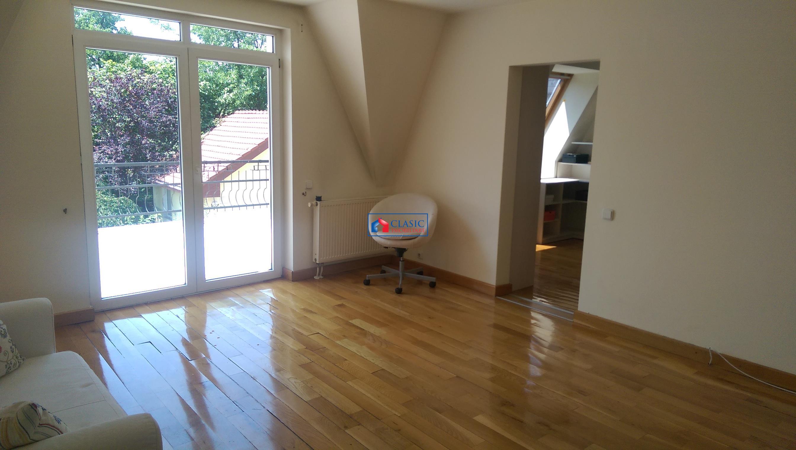 Inchiriere casa spatioasa zona Engels, A.Muresanu, Cluj Napoca