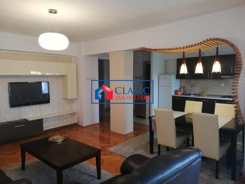 Inchiriere apartament 4 camere modern in zona Centrala  Pta Cipariu