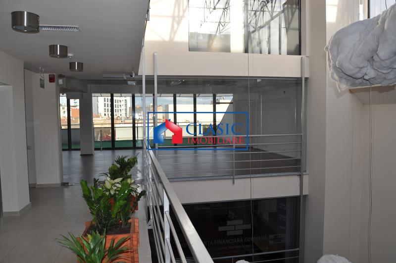 Inchiriere cladire 1550 mp birouri sau comercial, Centru, Cluj-Napoca