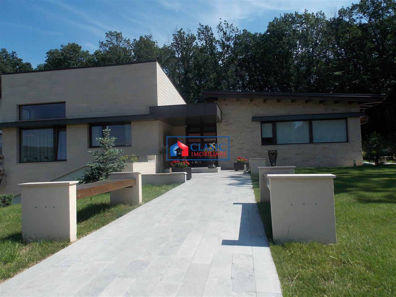 Inchiriere vila ultrafinisata in Faget, Cluj Napoca