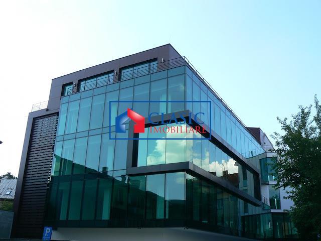 Inchiriere 550 mp spatii de birouri clasa A in Centru, Cluj-Napoca