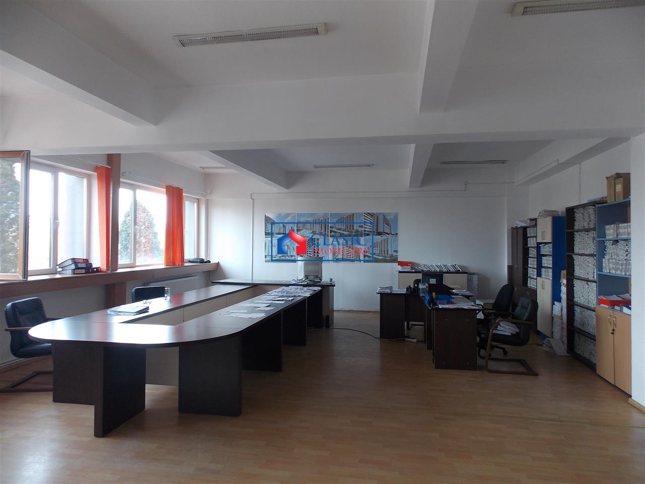 Inchiriere Spatiu 400 mp in cladire de birouri clasa B zona Marasti