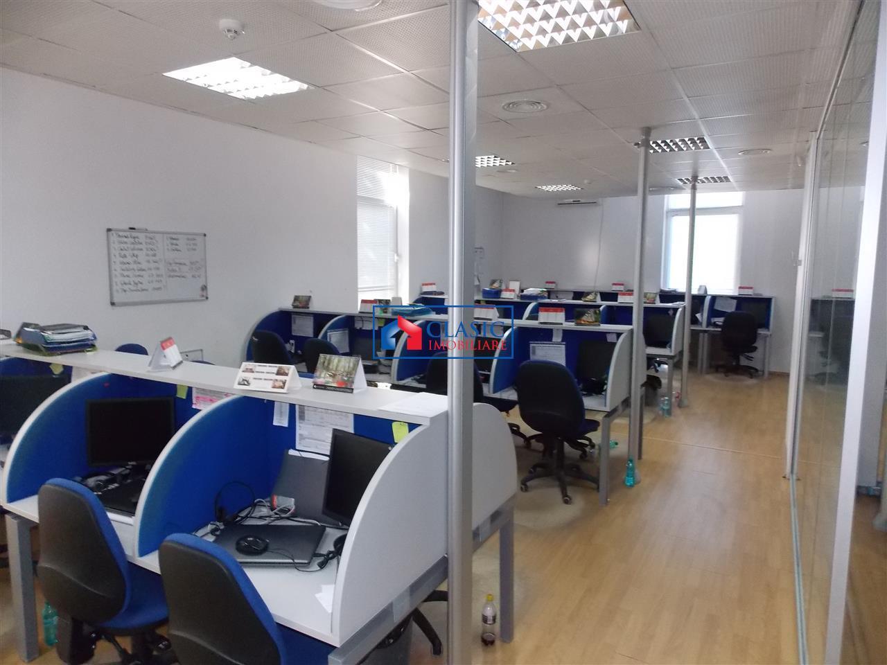 Inchiriere Spatii de birouri 123 mp Central, Clasa A, Cluj-Napoca