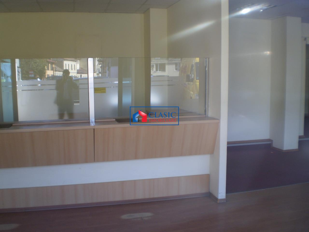 150 mp Spatiu birouri sau comercial Ultracentral, Cluj-Napoca