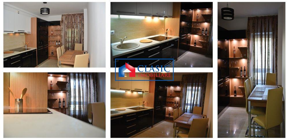 Inchiriere apartament 2 cam LUX bloc nou in Centru  Dorobantilor