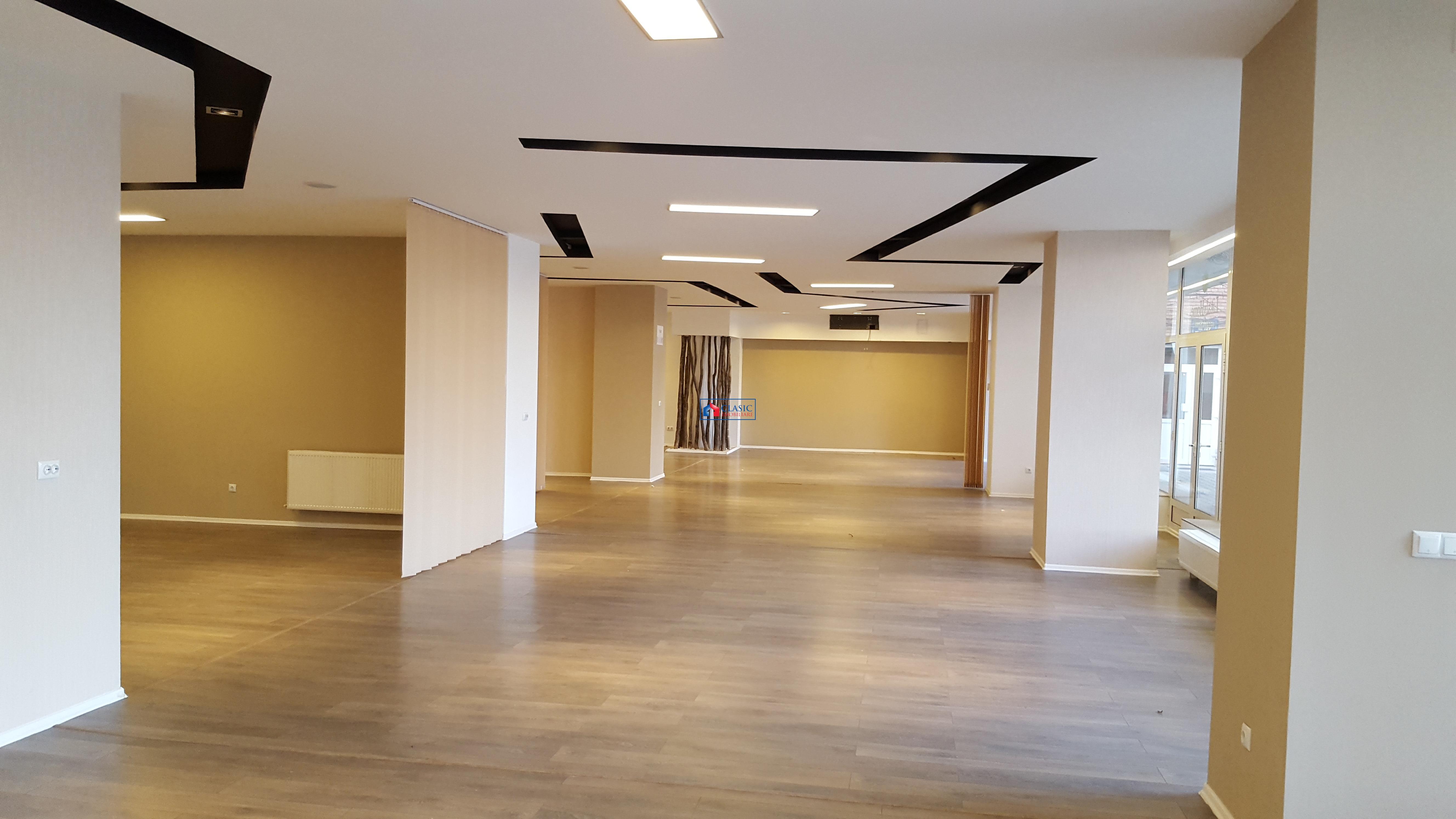 Inchiriere spatiu comercial-birou 900 mp in Zorilor, Cluj-Napoca