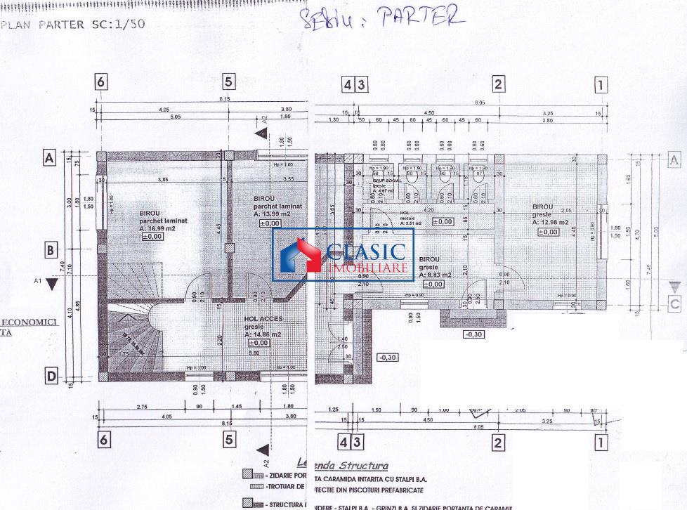 Vanzare Spatiu industrial in D.Rotund, productie si birouri