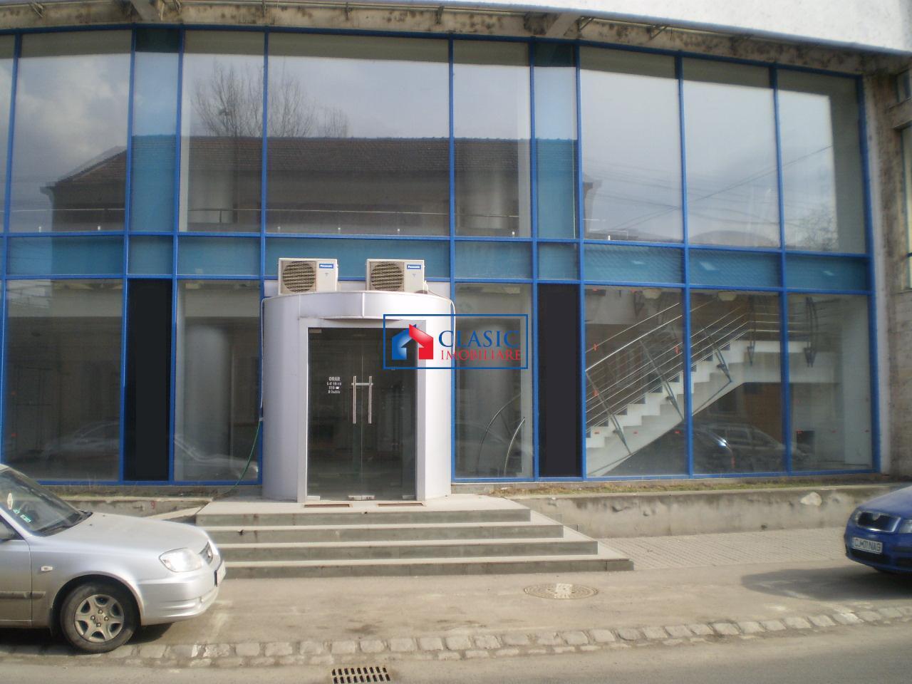 Inchiriere 350 mp spatii de birouri pe 2 niveluri, Centru, Cluj-Napoca