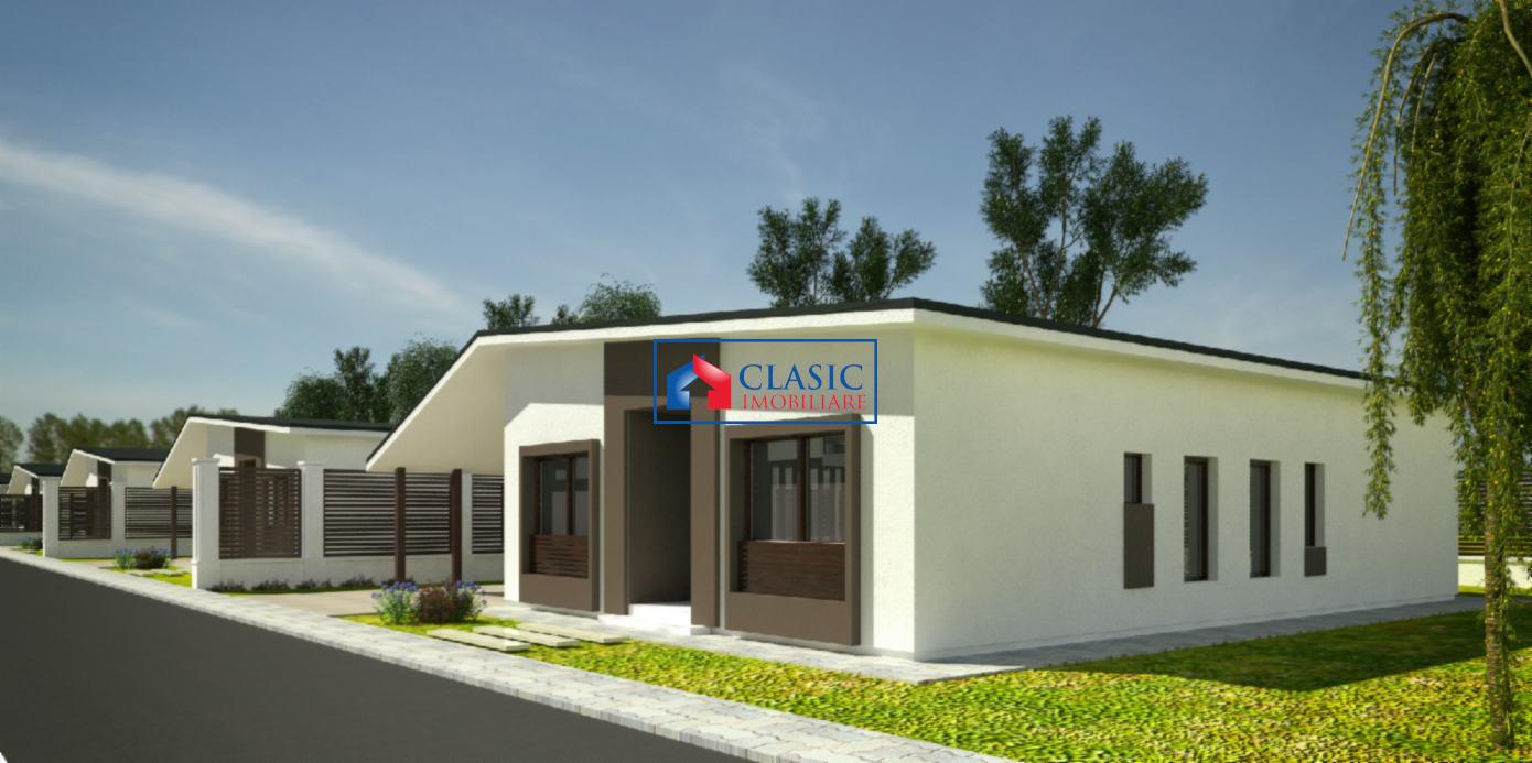 Vanzare casa individuala 4 camere 100 mp utili sanicoara for Case de 100 mp