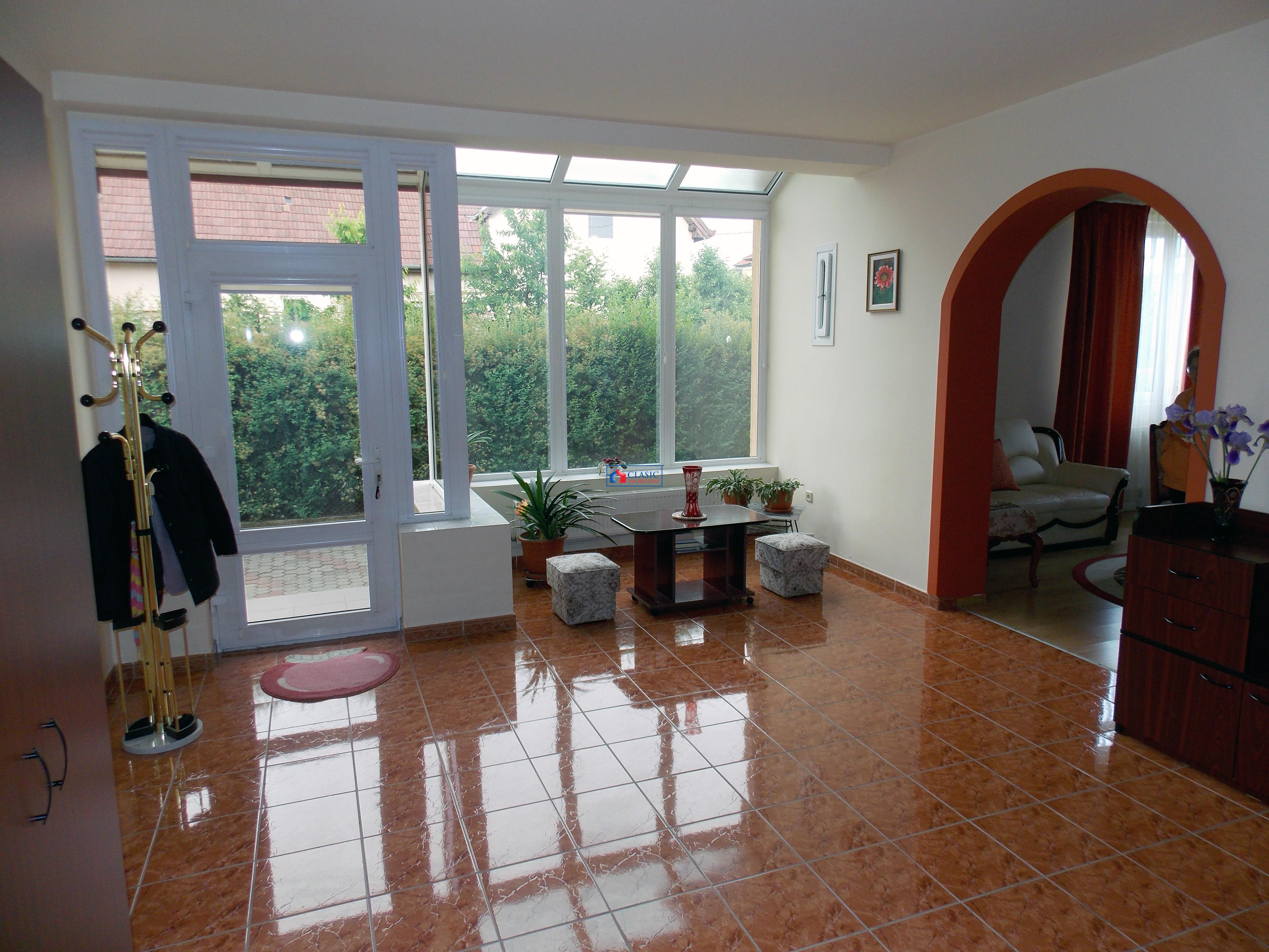 Vanzare casa individuala 780 mp teren, zona A.Muresanu, Cluj Napoca