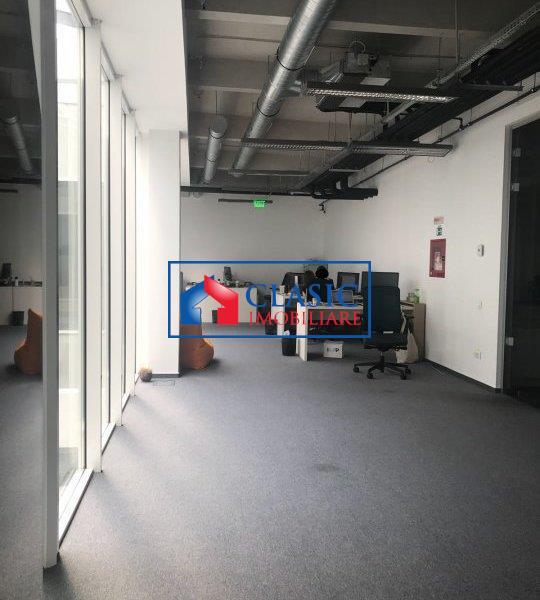Inchiriere spatiu 1155 mp in cladire de birouri clasa A  zona Gara Cluj