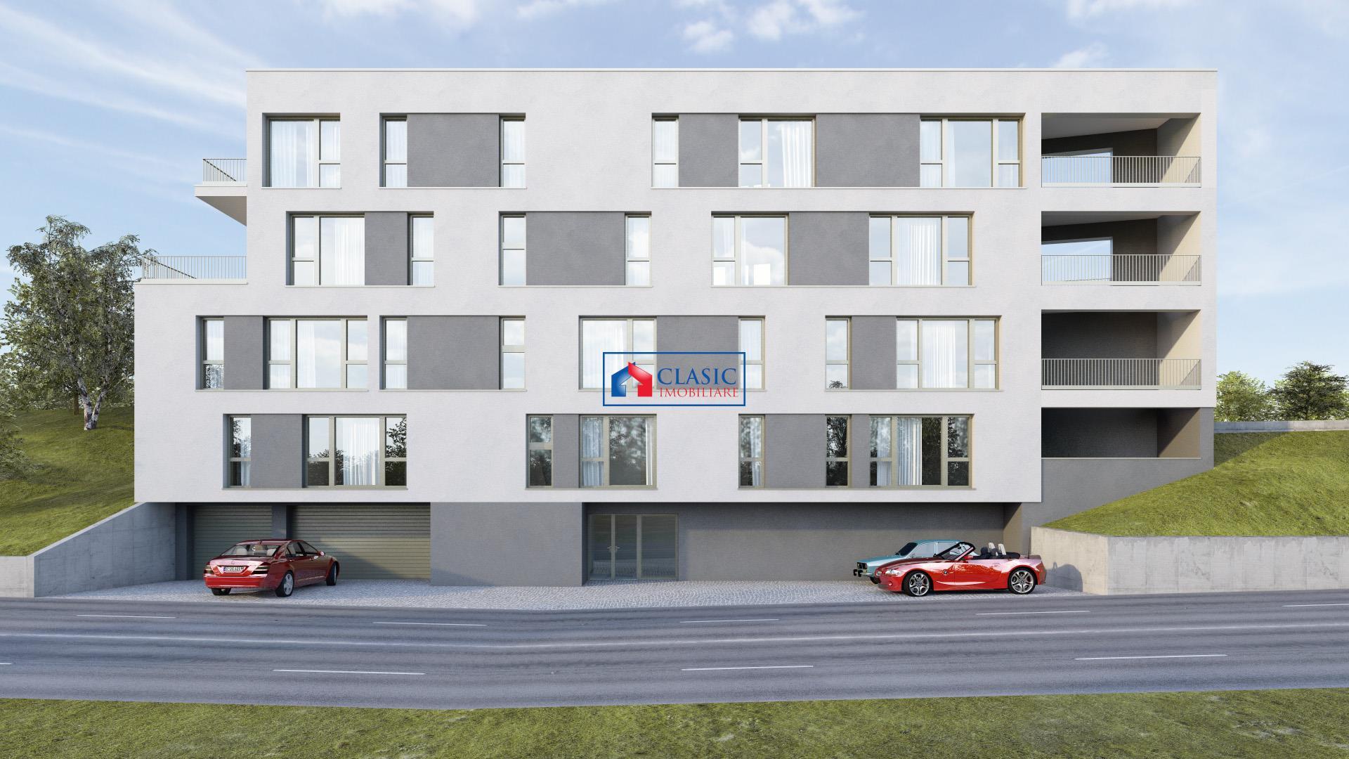 Apartament 4 camere de LUX cu terase de 50 mp, Borhanci, Cluj Napoca