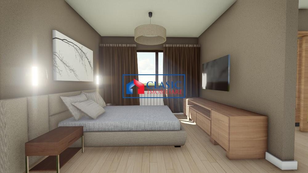 Inchiriere Apartament 3 camere de LUX in Buna Ziua, Cluj Napoca