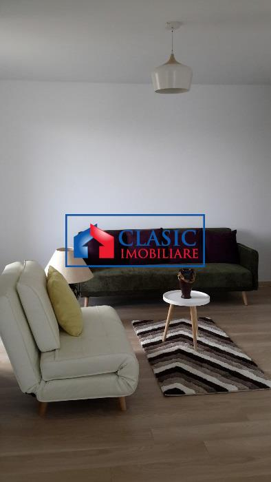 Inchiriere Apartament 2 camere modern in Marasti, Cluj Napoca