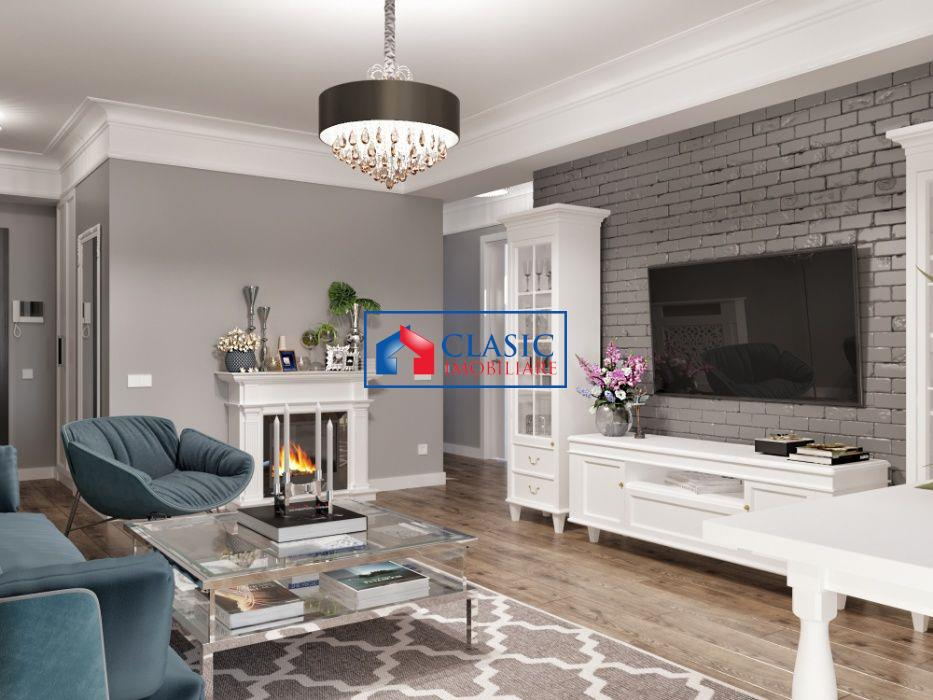 Vanzare Apartament 4 camere tip penthouse Marasti   IRA, Cluj Napoca
