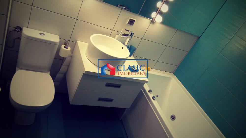 Apartament 2 camere de LUX cu terasa Iris   Piata 1 Mai, Cluj Napoca