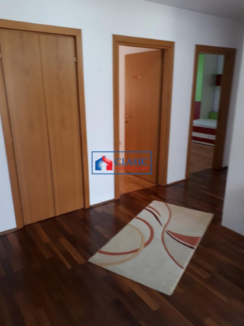 Apartament 4 camere in A.Muresanu Buna Ziua, Sigma